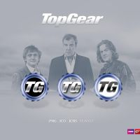 TopGear Icons by 5-G