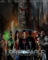 Justice League Movie Poster by RedHood2913
