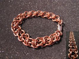 Chain Bracelet by ToxTheErisian