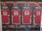 Kansas City Chiefs Mural by avaunt