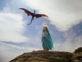 Mother of Dragons by JabberBabyWocky645