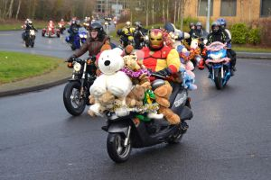 37th Star Bikers Toy Run 2014 (29) by masimage