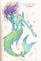 Are Mermaids Really Beautiful? by oblivionwriter