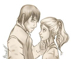 Daryl+Beth by DanaisH