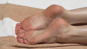 Pau's Feet Soles by Feetatjoes