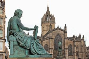 Outside of St. Giles Cathedral by AgiVega
