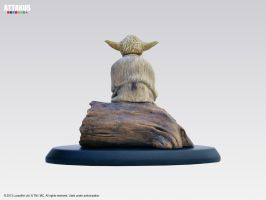 Yoda (Elite coll.) by attakuscollection