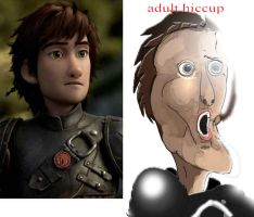 hiccup by applebeans