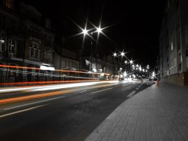 Town by night by magick2