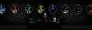 .:Inside the Black Room:. by LightAppend