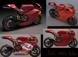 ducati concept w.i.p. by TheUncle
