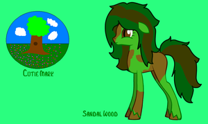 Sandal Wood(Very Berry last creation) by BlackCherry1994