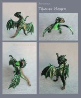 Dragon baby Dark Spark - for sale by hontor