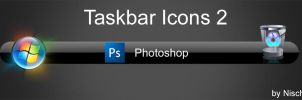 Taskbar Icons 2 by Nischo