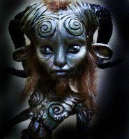 MH CAM Witch Pan's Labyrinth Mod 02 by mourningwake-press