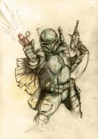 Mr Fett by SaintYak