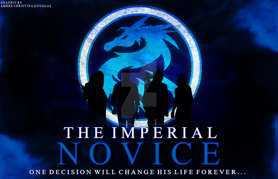 The Imperial Novice - Poster Graphic by A-C-Douglas