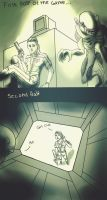 How i played Alien isolation by LazyFOOL777