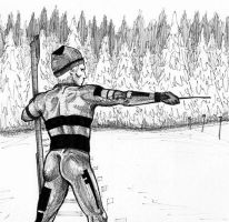 Magical Biathlon by raitala