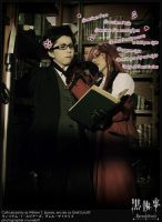 BlackButler: Sometimes... by ero-de
