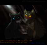 """SPOILERS -""""so you care?""""- by NonsensicalLogic"""