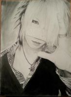 Reita from The GazettE by ShadowofChaos666