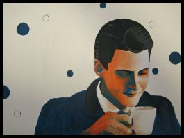 Special Agent Cooper by The-Bibb