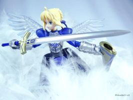Angel Saber by HunterX-v2