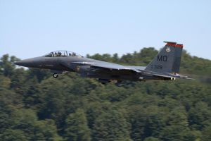 F-15E Strike Eagle 91-328-MO by CopperbeltJack