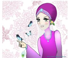 Shahrzad by chester1010ir