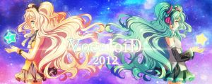 Vocaloid 2012 by kaminary-san