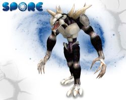 MY SPORE CREATIONS:01 by EDICTARTS