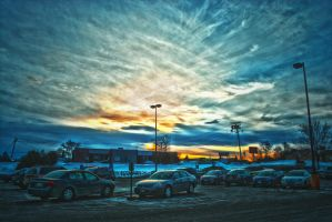 Parking Lot by screenname911