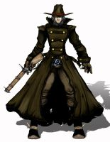 Witch Hunter by Berggen