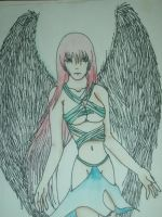 Anime Angel by littleblackcat109099