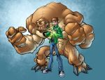 ben 10 sketch by mikebowden-Colors by HeagSta