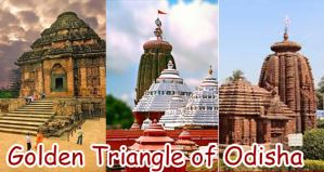 Package Tour in Puri Golden-Triangle-of-Orissa by bookingdaynight