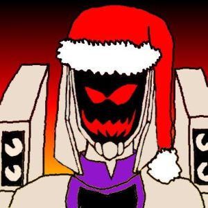 Christmas Blitzwing by Metalchick36