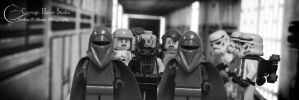 Lego Vader's Bad Day by Jbressi