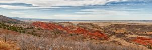 Roxborough State Park Pano by jbkalla