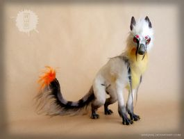Testo - OOAK Art Doll by hikigane