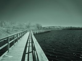 Mel Swart Boardwalk 2(IR) by RuralCrossroads360