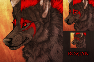 Rozlyn Icon by InfinityCreature