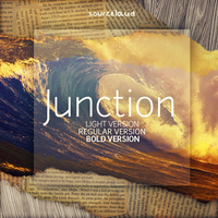 Junction (Font). by Aquabave