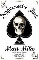 Mad Mike Poster by madtattooz