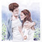 Edward and Bella by Kefalion