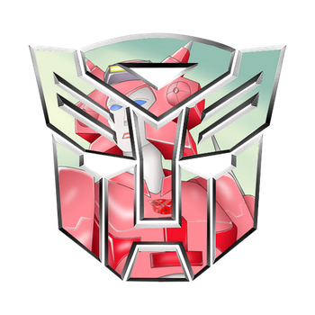 Elita Logo Autobot by Lady-ElitaOne-Arts