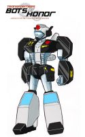 SHERIFF - ROBOT MODE by Bots-of-Honor