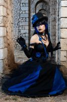 original character- Lady Gothic by LydiaXSabry