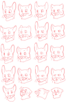 Expressions by Miiroku